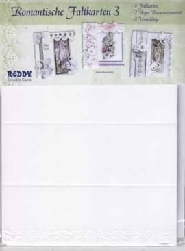 Reddy Creative Cards- Romantische Faltkarten 3 - 010346 - Bild vergrößern