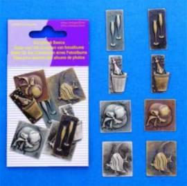Scrapbook Basics - Metall -für besondere Anlässe-4004 - Bild vergrößern