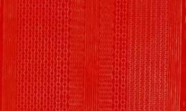 Zier-Sticker-Bogen-versch.dünne Ränder-rot-309r - Bild vergrößern