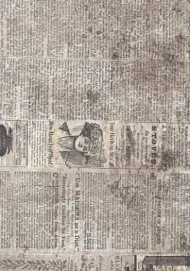 Ursus-Fotokarton ,Vintage'' -Zeitung-40884601 - Bild vergrößern