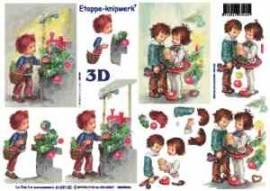3D-Etappen-Bogen-Pärchen vorm Tannenbaum-4169130 - Bild vergrößern
