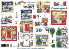 3D Bogen-Etappenbogen-kleine Motive/Landschaften-4169210 - Bild vergrößern