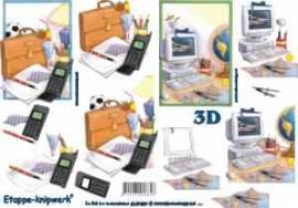3D Etappen-Bogen-4169489-Einschulung /Büro - Bild vergrößern