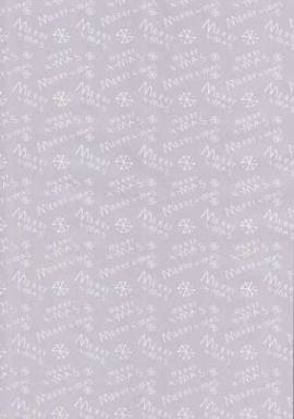 Marpa Jansen-Transparentpapier Nobless-7427-00-Merry X-Mas - Bild vergrößern
