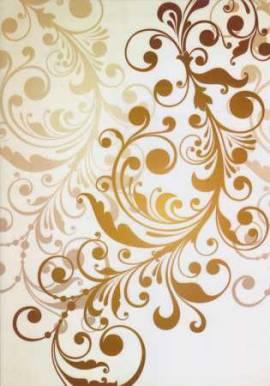 Reddy Creative Cards-Transparentpapier-5305-bedruckt-A4-115g/qm-Ornamente - Bild vergrößern