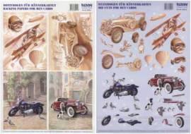 3D Stanzbogen-Set - Reddy - 84011 - Männerkarten - Bild vergrößern