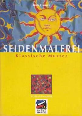 Seidenmalerei-Vorlagenmappe-Klassische Muster-8 Motive-Brita Hansen-94420 - Bild vergrößern