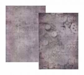 Karten-Hintergrund-Karton-Industrial-A4-Basic159 - Bild vergrößern