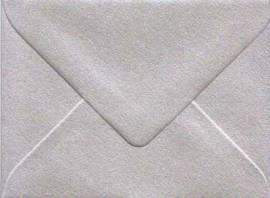 10 Brief-Umschläge/Kuverts-U-018-Minikarten-satieniert-sand - Bild vergrößern