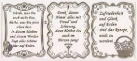 Gravur-Sticker-Bogen-GR 0068trg-Texte-Geburtstag -transparent-gold - Bild vergrößern