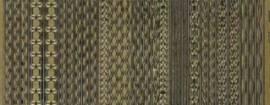 Zier-Sticker-Bogen-versch.dünne Ränder-gelb-306ge - Bild vergrößern