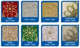 Micro-Glittersticker-Frohe Weihnachten-gold-silber-0463ggs - Bild vergrößern