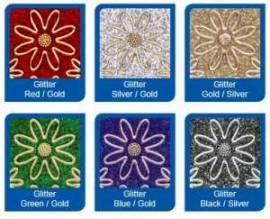 Micro-Glittersticker-Frohe Weihnachten-grün-gold-0466ggrg - Bild vergrößern