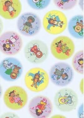 Vario Karton-Motivkarton-7187-00-Kinder-300g/qm - Bild vergrößern