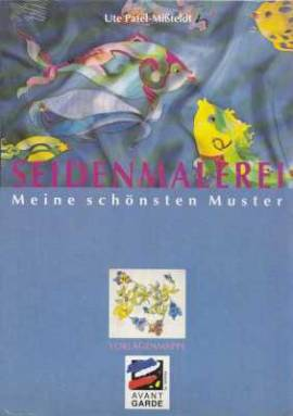 Seidenmalerei-Vorlagenmappe-Meine schönsten Muster-8 Motive-94421