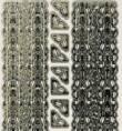 Zier-Sticker-Bogen-Ecken /Ränder-Ilex-transparent/gold-W7033trg