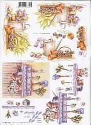3D Etappen-Bogen-Garten / Pflanzzeit-821525