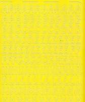 Zier-Sticker-Bogen-Alphabet-ABC-gelb-010ge