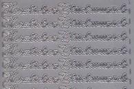 Zier-Sticker-Bogen-Herzlichen Glückwunsch-silber-278s