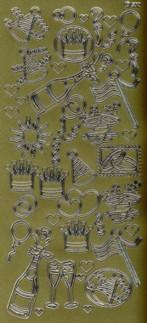 Zier-Sticker-Bogen-Party-gold-1310g