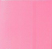 Zier-Sticker-Bogen-versch.dünne Ränder-rosa-306ro