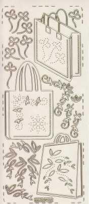 Zier-Stickerbogen-Taschen-transparent-gold-0388trg