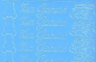 Zier-Sticker-Bogen-Zur Geburt-hellblau-435h.bl