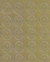 Zier-Sticker-Bogen-Zahlen-nur 0 -gold-547g