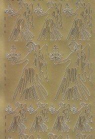 Zier-Sticker-Bogen-Sternzeichen-Jungfrau-gold-614g
