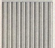 Micro-Glittersticker-glatte Ränder-transparent/silber-1004gtrs