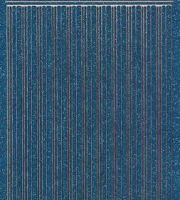 Micro-Glittersticker-glatte Ränder-türkis/silber-1004gtüs