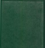 Zier-Sticker-Bogen-1104dgr-feine-Ränder-dunkelgrün