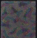 Zier-Sticker-Bogen-feine-Ränder-schwarz/multi-1104schwm
