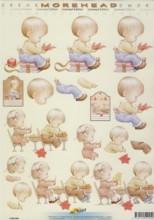 3D Etappen-Bogen-Morehead 094-Schulkinder