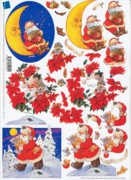 3D Etappen-Bogen-11055-025-Nikolaus im Mond