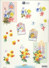 3D Bogen Kommunion/Konfirmation-11055-253