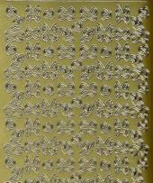 Zier-Sticker-Bogen-kleine Schmetterlinge-1110g
