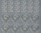 Zier-Sticker-Bogen-Jubiläumszahlen-Eheringe-0112s