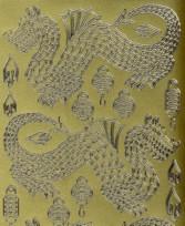 Zier-Sticker-Bogen-Asiatische Drachen-1162g