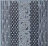 Zier-Sticker-Bogen-1166s-verschiedene Ecken & Ränder