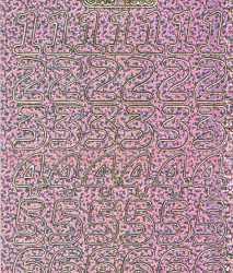Zier-Sticker-Bogen-große Zahlen-holo-rosa-gold-1568horog