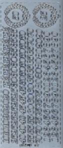 Zier-Sticker-Bogen-Jubiläums-Zahlen-silber-187s