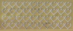 Zier-Sticker-Bogen-Herzchen-1952g
