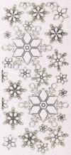 Micro-Glittersticker-Eiskristalle-Eisblumen-transparent/gold-W-2031Gtrg