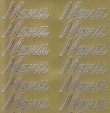 Zier-Sticker-Bogen-Menü-gold-2537g