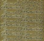 Zier-Sticker-Bogen-Zum Geburtstag-282g
