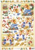 Neuer-3D-Bogen-Marianne Design-Mindy's Christmas-cookies-3D 547