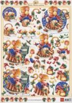 Neuer-3D-Bogen-Marianne Design-Mindy's Christmas-greetings-3D 549