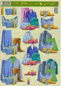 3D Etappen-Bogen-Damen - Outfit - 3DArt 19