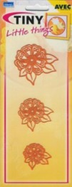 Tiny Little things-Embossing-Schablonen-Blume-4054405